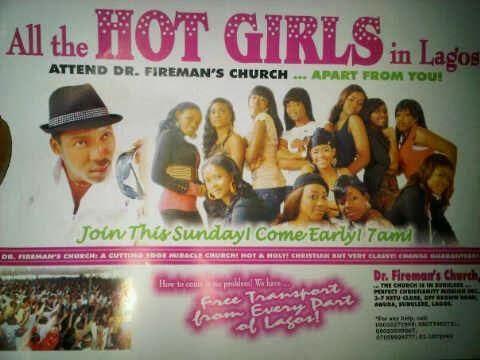 pastor sign hot girls