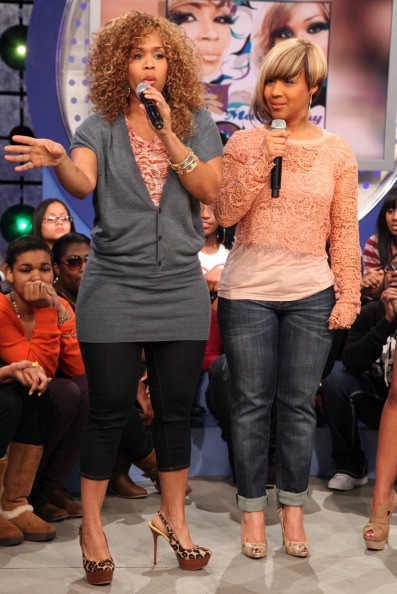 Erica and Tina Season 1 Mary Mary