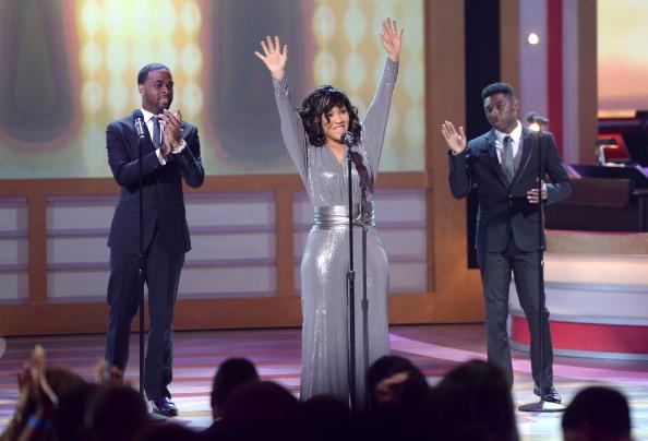 Erica Campbell Praising