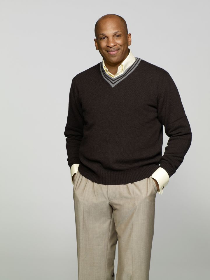 BET Gospel Winner Donnie McClurkin
