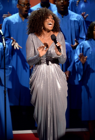 BET Gospel Winner Yolanda Adams