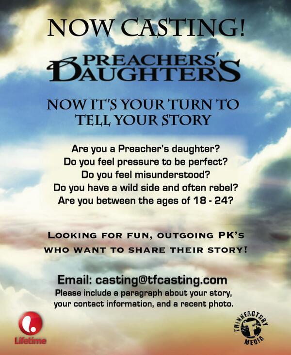 preachersdaughters
