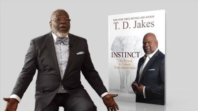 TD Jakes Instinct