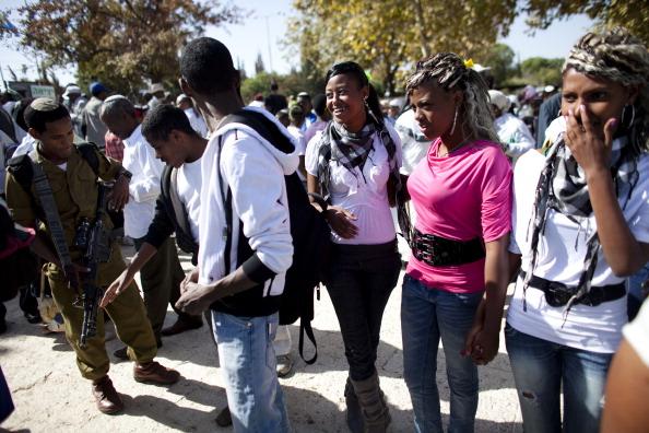 Jewish Ethiopians Celebrate Festival of Sigd In Israel