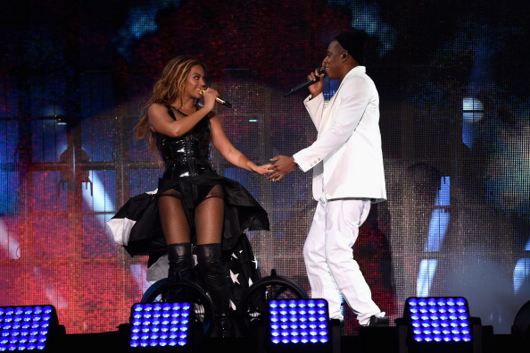 """On The Run Tour: Beyonce And Jay-Z"" - Chicago"