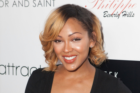 Cover Girl Meagan Good Launches Attract Magazine