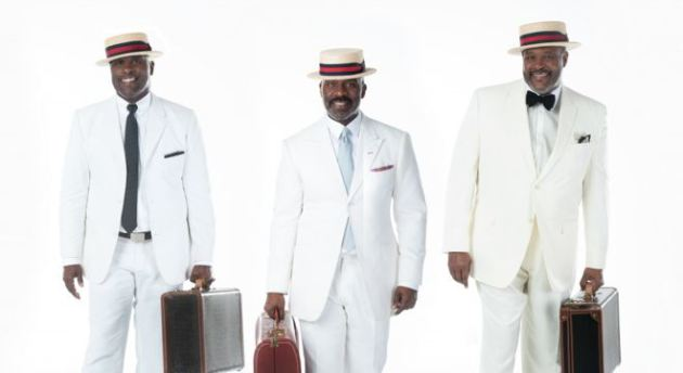 Winans Brothers On The Move