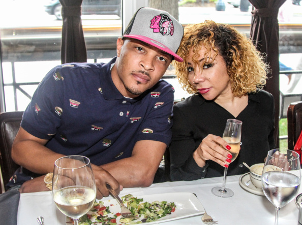 "2014 BET Hip Hop Awards Power Brunch Honoring Tameka ""Tiny"" Harris"