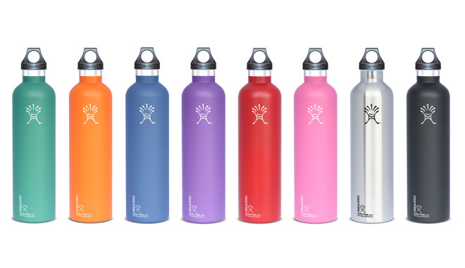 Hydro Flask Insulated Water Bottle, $29.99
