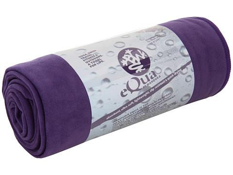 Manduka eQua Mat Towel, $38