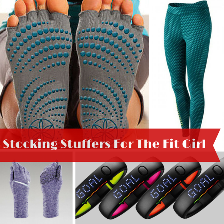 Perfect Stocking Stuffers For The Fit Girl