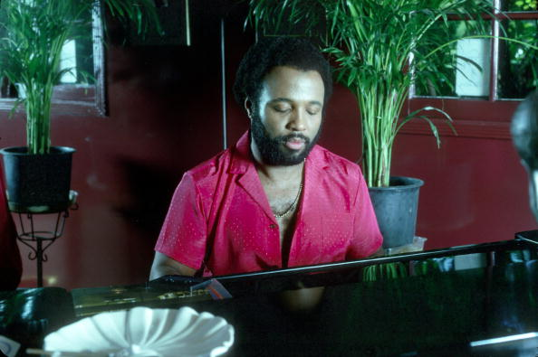 Photo of Andrae Crouch