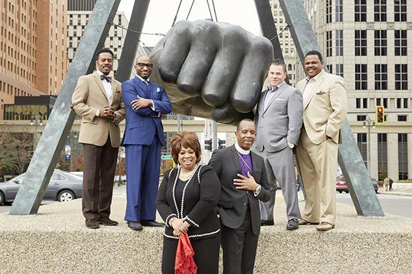 Preachers of Detroit Official Cast Photo