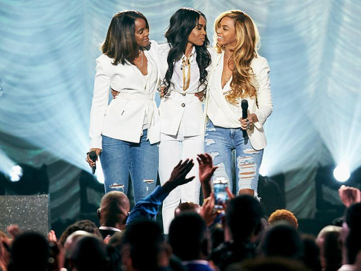 Michelle Williams Reunites With Destiny's Child