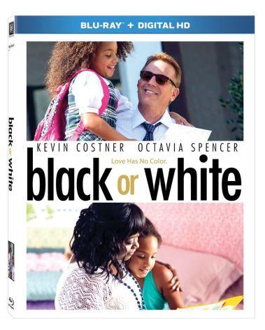 Black Or White DVD