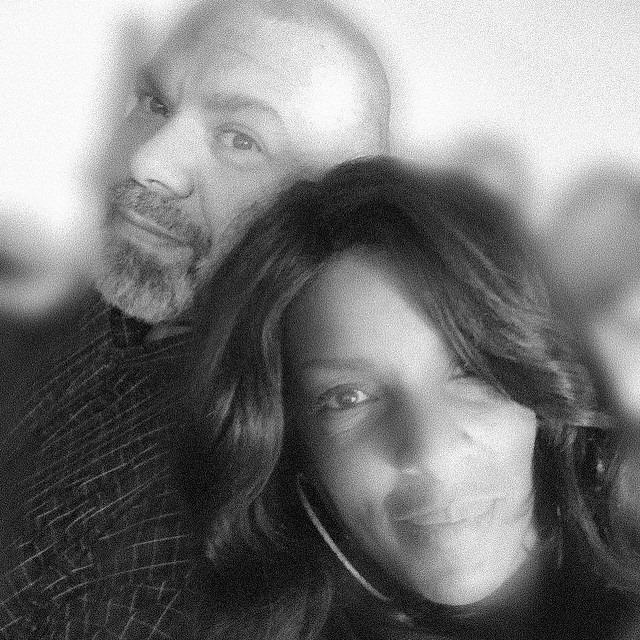 Andrea Mellini and Husband