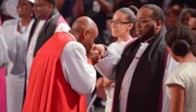 Bishop Marvin Sapp