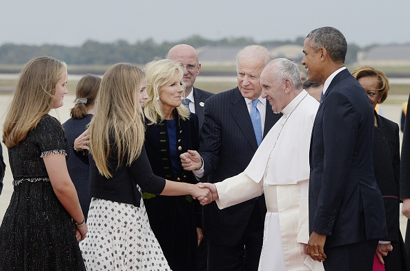 POPE AND BIDENS