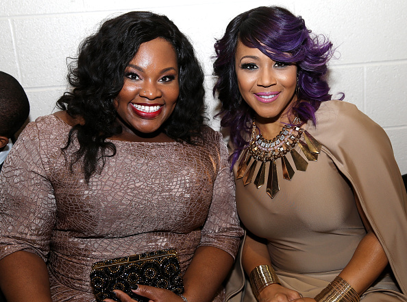 Erica Campbell and tasha Cobbs