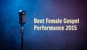Best Female 2015