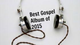Best Gospel Album 2015