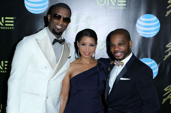 Rickey Smiley and the Franklins