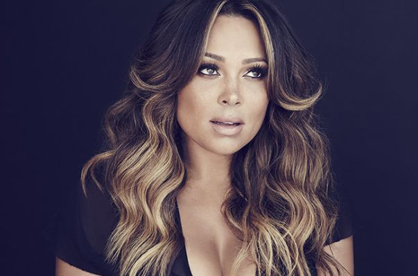 Tamia Live at the House of Blues-Houston